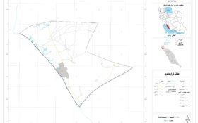 نقشه روستای لیراوی جنوبی