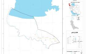 نقشه روستای مرحمت آباد میانی