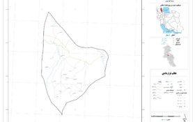 نقشه روستای نقدی
