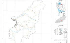 نقشه روستای فجر