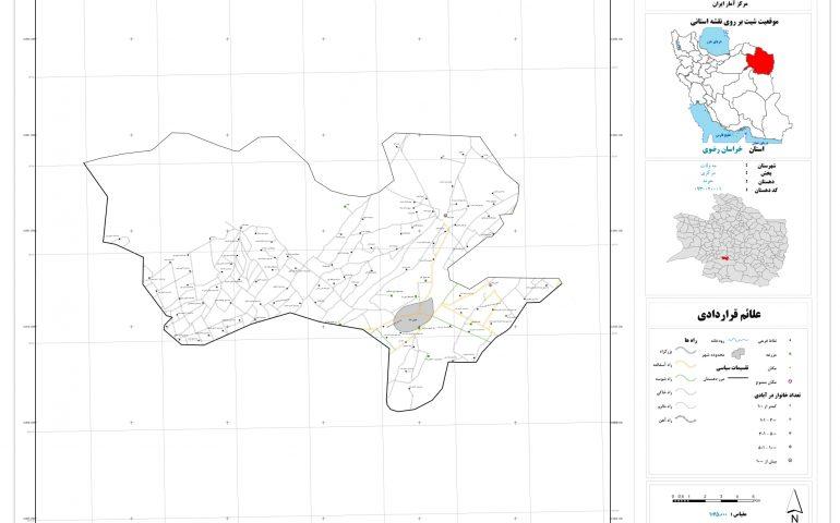 نقشه حومه مه ولات