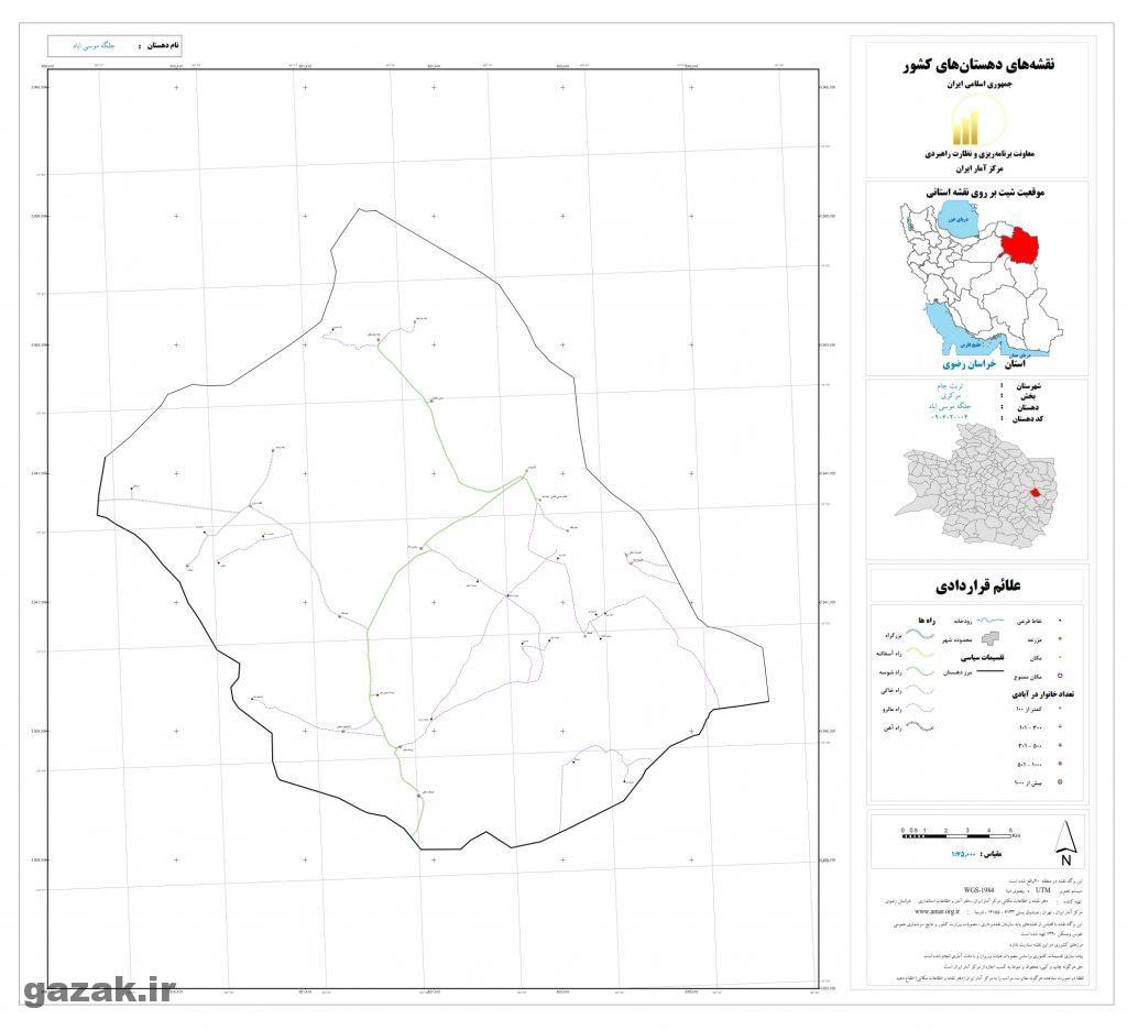 jolgeh mosa abad 1024x936 - نقشه روستاهای شهرستان تربت جام