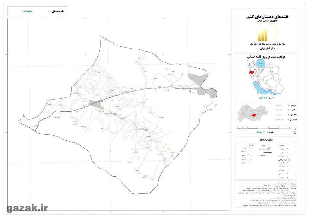 mahidasht 1024x724 - نقشه روستاهای شهرستان کرمانشاه