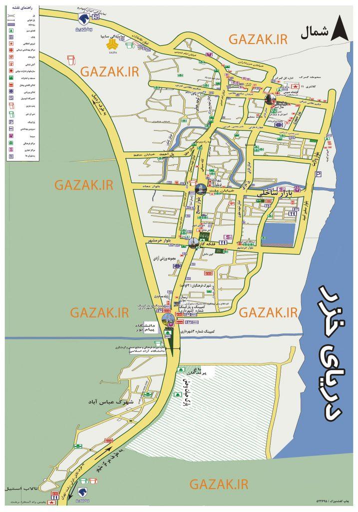 astara city map 3 717x1024 - آستارا